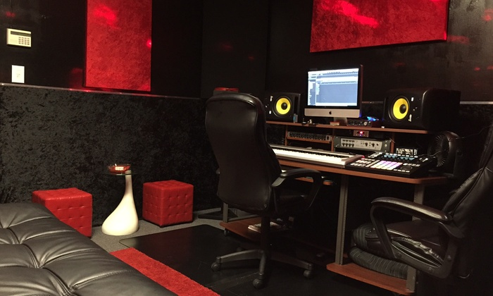 Track Box Studios - North Hollywood: Four Hours of Recording-Studio Time from Track Box Studios (45% Off)