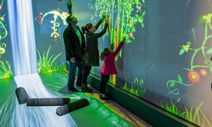 Fort Collins Museum of Discovery: Admission for 2, 4, or 6 with Options for Theater Tickets at Fort Collins Museum of Discovery (Up to 52% Off)