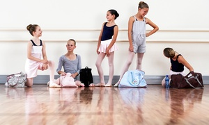 Lisa's School of Dance Inc: One Month of Dance Classes or Ballet and Tap for Young Kids at Lisa's School of Dance Inc (Up to 59% Off)