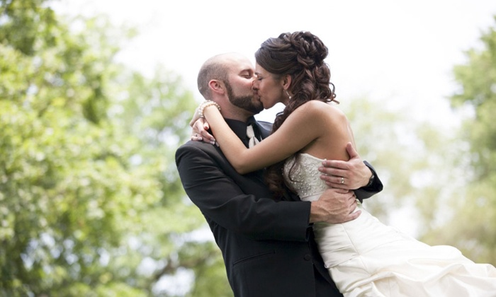 eStudio Weddings - Lombard: $595 for Wedding-Photography Package from eStudio Weddings ($1,195 Value)