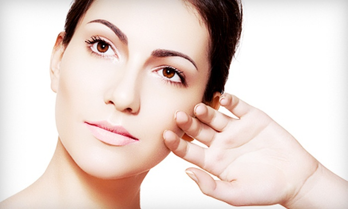 Ador Skin Care & Spa - Plantation: One or Three Microcurrent Sculpting Treatments for the Face at Ador Skin Care & Spa in Plantation (Up to 71% Off)