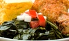 Industry Cafe & Jazz - McManus: Breakfast or Lunch for Two or Four at Industry Cafe & Jazz (Up to 45% Off)