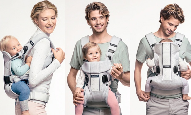 Babybj 246 Rn Baby Carrier One Air Groupon Goods