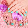 50% Off Deluxe Spa Pedicure