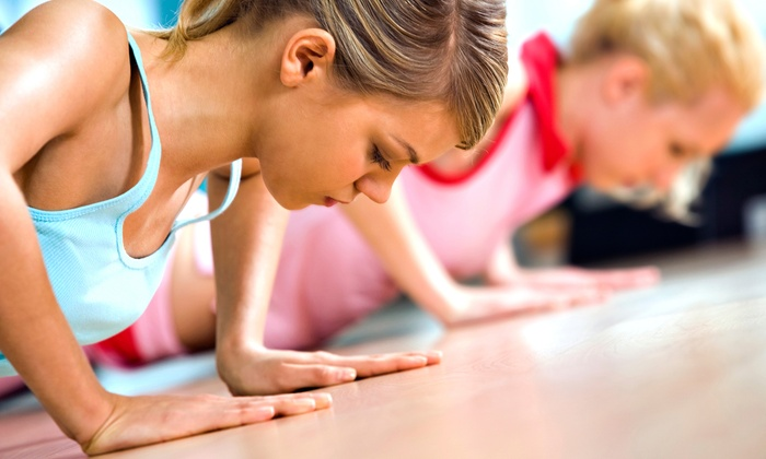 Finally Fit - Memphis - Handy Park: 5 or 10 Boot-Camp Classes at Finally Fit - Memphis (59% Off)