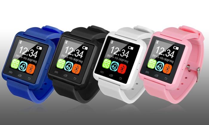 Bluetooth Smartwatch and Health Tracker: Bluetooth Smartwatch and Health Tracker