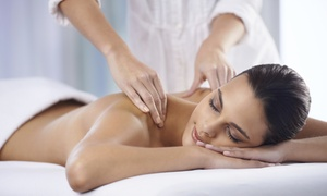 FeMale Salon: 30-Minute Back Neck and Shoulder or 60-minute Full Body Massage at FeMale Salon (Up to 53% Off)