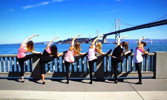 Open Barre Fitness Studio - Walnut Creek Financial Plaza: One Month of Unlimited Barre Classes at Open Barre Fitness Studio (65% Off)
