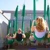 Up to 62% Off Aerial Yoga at Elka Yoga & Wellness