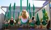 Elka Yoga & Wellness - Elka Yoga & Wellness: 5 or 10 Aerial Yoga Classes or One Month of Unlimited Classes at Elka Yoga & Wellness (Up to 62% Off)