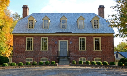 37th Annual Historic PetersburgChristmas Tour for Two or Fourfrom Preservation Petersburg (Up to 51% Off)