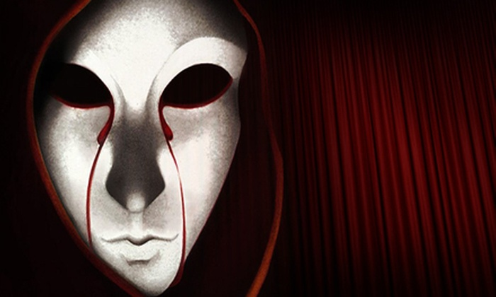 """The Masque of the Red Death Gala - Bradenton: """"The Masque of the Red Death"""" Halloween Gala for One or Two on October 31 at Powel Crosley Estate (Up to 53% Off)"""