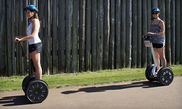Vancouver Segway Tours - Hudson's Bay: Segway Tour for One or Two from Vancouver Segway Tours (Up to 54% Off)