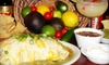 Casa Del Rey - Multiple Locations: Mexican Food and Drinks at Casa Del Rey (Half Off). Two Options Available.