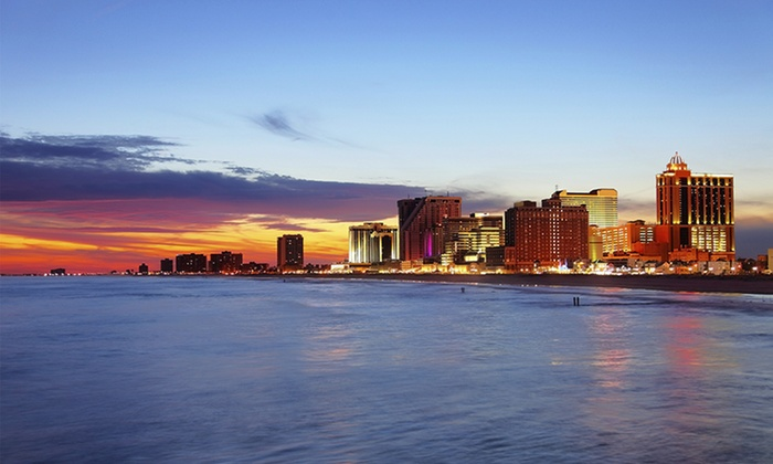 The Claridge Hotel - Atlantic City, NJ: Stay with Drinks and Optional Show Tickets at The Claridge Hotel in Atlantic City. Dates into September Available.