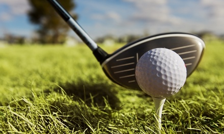 18-Hole Round of Golf for Two or Four with Cart and Range Balls at Northern Kentucky Golf Club(Up to 61% Off)