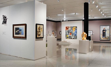 One-Year Family or Donor Membership to Kalamazoo Institute of Arts (Up to 51% Off)