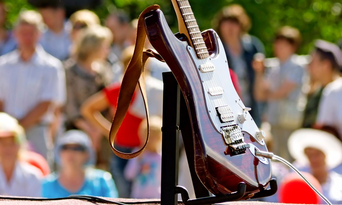 80's in the Park - Wickham Pavilion: 80's in the Park at Wickham Park Pavilion, September 26–28 (Up to 51% Off)