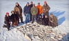 Green Bay Whitefish: $109 for a Fully Guided Ice-Fishing Trip for Two from Green Bay Whitefish ($370 Value)