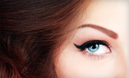 $99 for Permanent Eyeliner for Upper or Lower Eyelids at Mimo Beauty Wear ($200 Value)