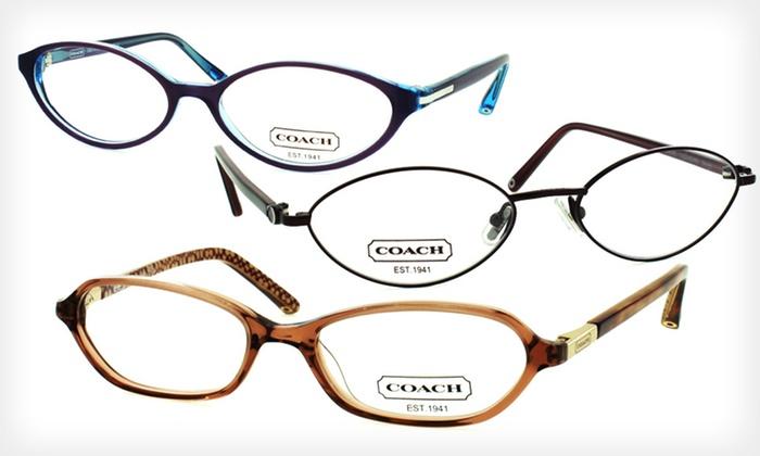 $79 for Women\'s Coach Optical Frames | Groupon