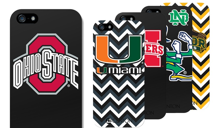 NCAA iPhone 5 Phone Case: NCAA iPhone 5 Phone Case. Multiple Teams Available. Free Returns.