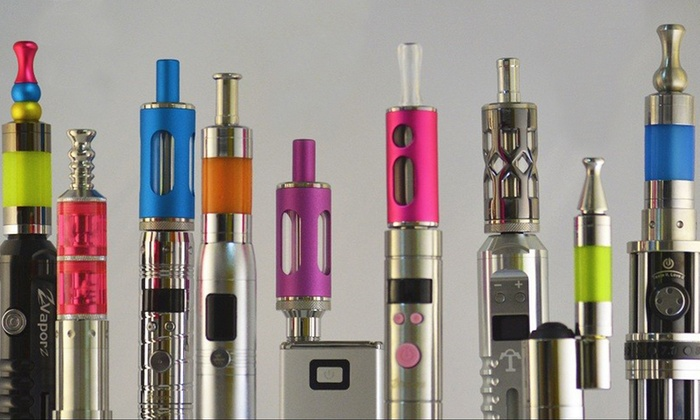 Create A Cig Austin - Multiple Locations: Custom E-Cigarettes and Accessories at Create A Cig Austin (50% Off). Two Options Available.