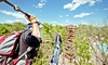 Canaan Zipline Canopy Tour - Rock Hill, SC: $44 for Up to 3.5-Hour Zipline Tour ($89 Value)