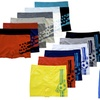 Men's Seamless Boxer Briefs Various Styles (6-Pack)