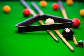 Level 2 Billiards: $10 for $20 Worth of Billiards — Level 2 Billiards