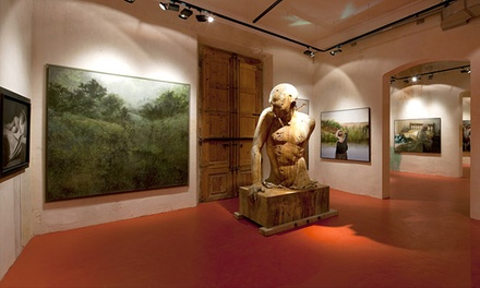 Entrada con acceso libre o visita guiada al Museu Europeu d'Art Modern desde 3,50 € o carné de amigos del MEAM por 25 €