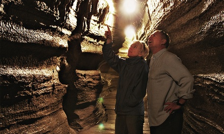 $19 for a Cave Tour for Two Adults at Bonnechere Caves ($34 Value)