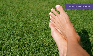 White Orchid Rejuvenation Center: Laser Nail-Fungus Treatment for One or Both Feet or Hands at White Orchid Rejuvenation Centre (Up to 57% Off)