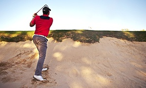 My Skins Game: Golf-Tour Membership with Optional Round of Golf with Brad Peterson from My Skins Game (Up to 71% Off)