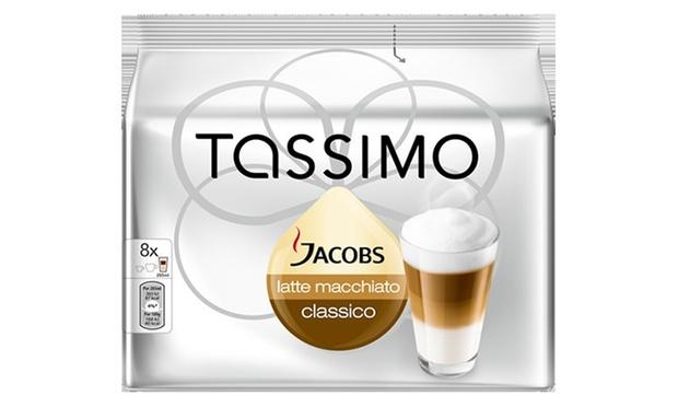 tassimo vivy mit t discs latte macchiato und chai latte. Black Bedroom Furniture Sets. Home Design Ideas