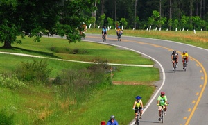 Bicycle Ride Across Georgia: $32 for $60 Worth of Road Cycling — Bicycle Ride Across Georgia