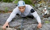 Rock-N-Row - Rock Creek: Half-Day Beginner Outdoor Rock-Climbing Lesson for One or Two from Rock-N-Row (Up to 60% Off)