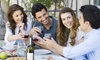 Texas Winos: Full-Day Winery Bus Tour with Sit Down Meal and Souvenirs for One, Two, or Four from Texas Wino (Up to 73% Off)