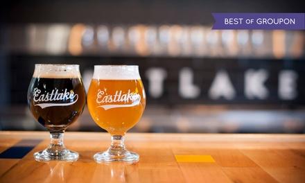 Up to 48% Off Craft Beer Tastings