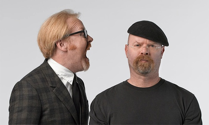 """Mythbuster - PlayhouseSquare: """"MythBusters: Behind the Myths"""" at PlayhouseSquare on Friday, December 5, at 7:30 p.m. (Up to 35% Off)"""