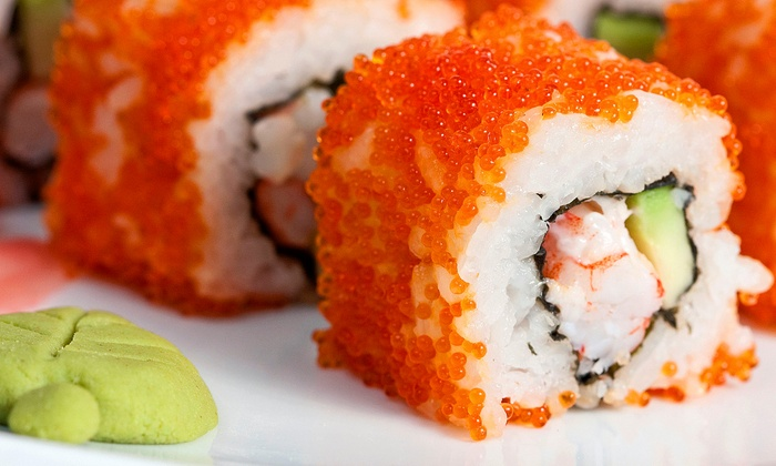 Maru Sushi & Grill - Ozark: Pan-Asian Food and Sushi at Maru Sushi & Grill (Half Off). Two Options Available.