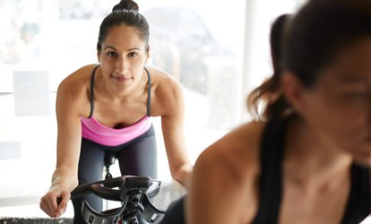 image for 10 Indoor Cycling Classes at Cycle Cross Spin Boutique (Up to 66% Off)