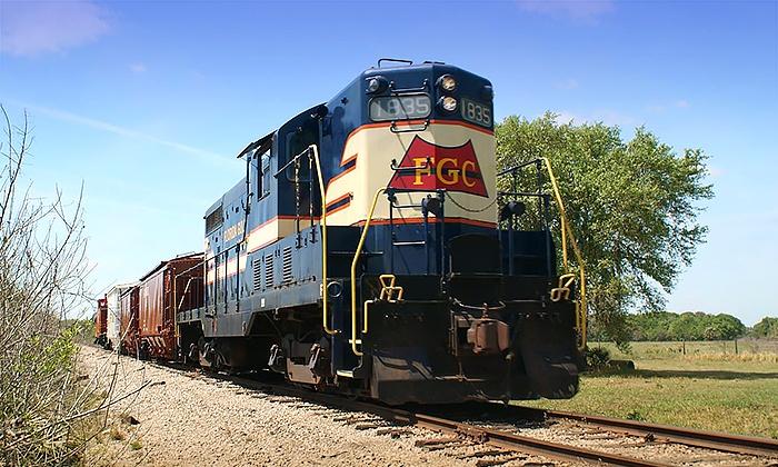 Florida Railroad Museum - Parrish: Admission for Two or Four at the Florida Railroad Museum (Up to 43% Off)