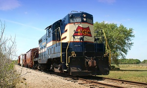 Florida Railroad Museum: Admission for Two or Four at the Florida Railroad Museum (Up to 43% Off)
