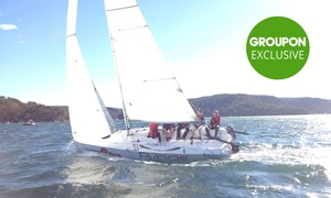 Allsail Sailing School and Club: From $49 for Three-Hour Introduction to Sailing on Pittwater with Allsail Sailing School and Club (From $130 Value)