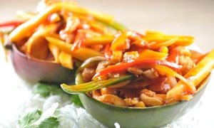 Banana Leaf: $15 for $22 Worth of Malaysian Cuisine at Banana Leaf