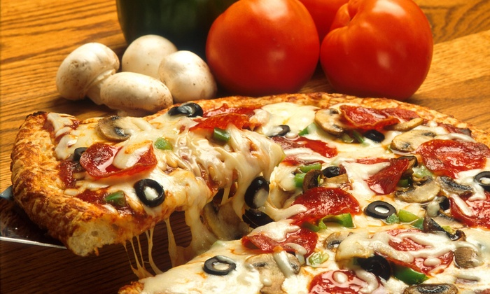 Justino's Pizzeria - Clinton: $1 Buys You a Coupon for A Free 20oz Soda With Purchase Of Any 2 Speciality Slices at Justino's Pizzeria