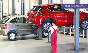 Fletcher's Tire & Auto Service: $49 for a Wheel Alignment, Tire Rotation and Balance at Fletcher's Tire & Auto Service ($109 Value)