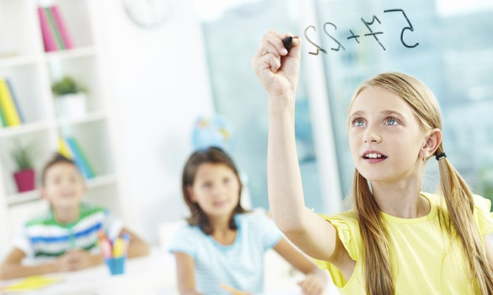 Mathnasium - The Highlands at Arrowhead Ranch: $49 for an Assessment and Four Math Tutoring Sessions at Mathnasium ($211 Value)