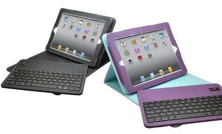 Aduro Case with Removable Bluetooth Keyboard; for iPad 2/3/4. Multiple Colors Available. Free Returns.